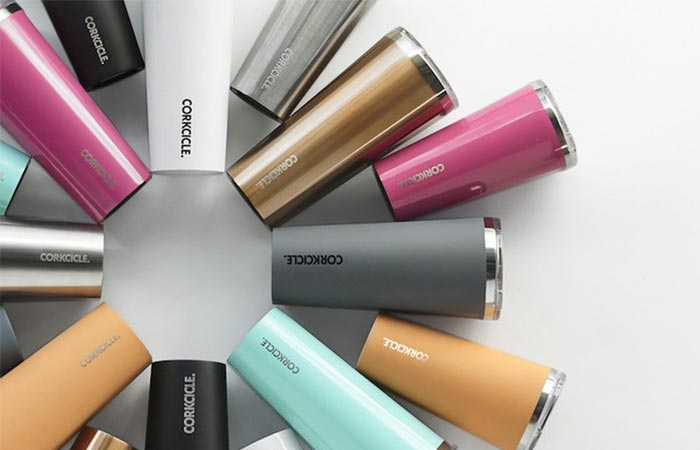 Corkcicle Tumbler in many colors