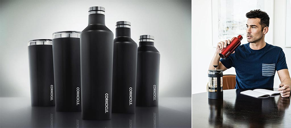 Corkcicle Waterman Collection