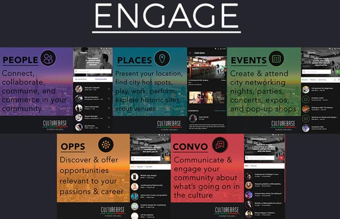 How Culturebase allows you to engage
