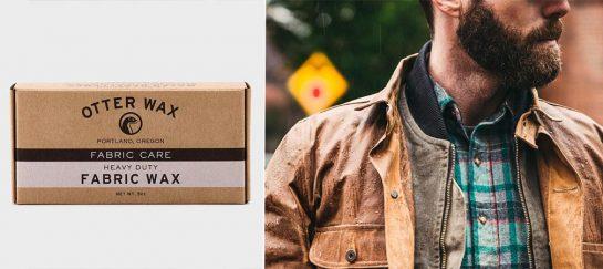 Otter Wax | Heavy Duty Fabric Wax