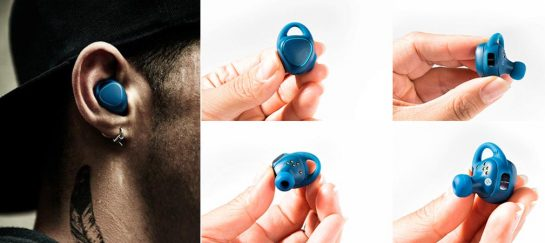 Samsung Gear IconX Fitness Earbuds