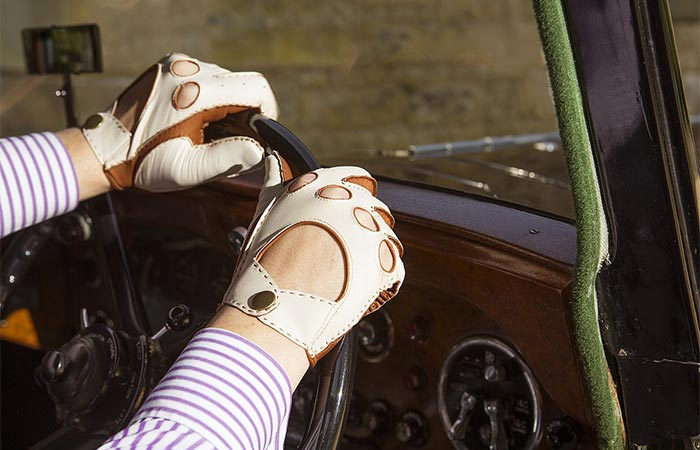 The Executive Men's Glove by Chester Jefferies