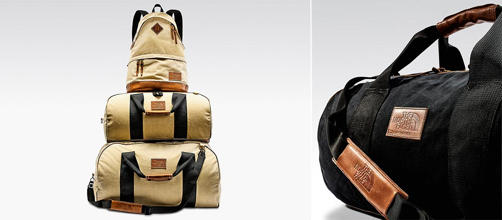The North Face Made In USA Bag Collection