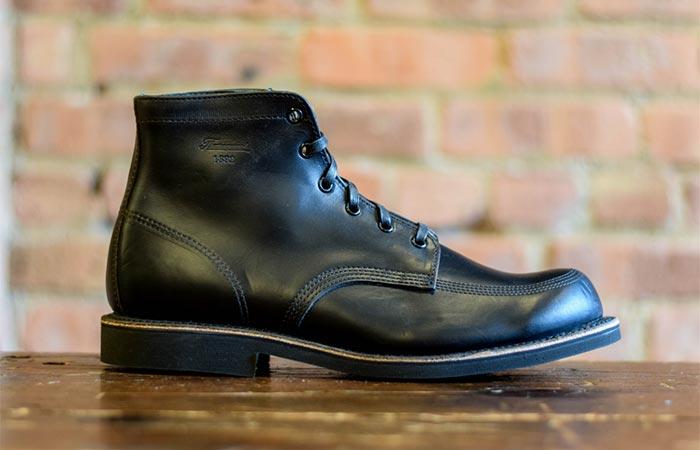 black Thorogood Monovi boot