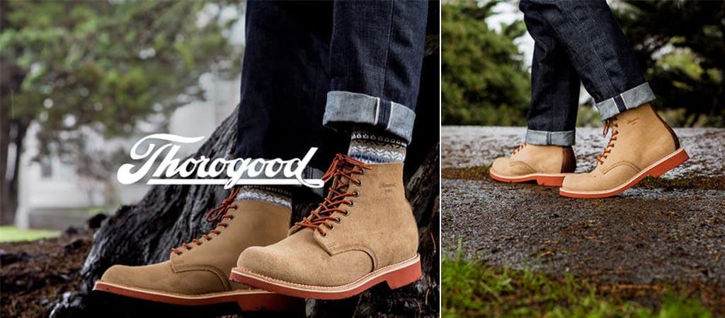 Thorogood Leather Boots