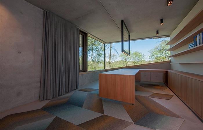 one room in the Villa Meijendel