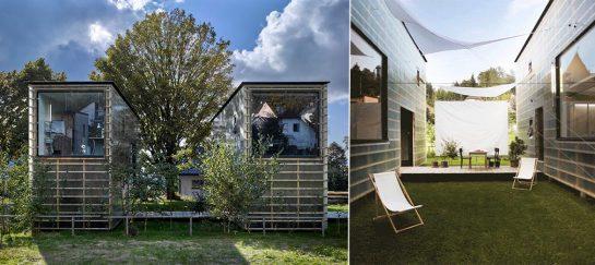 Zen Houses | By Petr Stolín Architekt