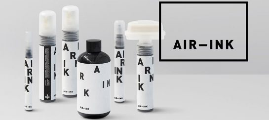 Air Ink | The First Ink Made From Air Pollution