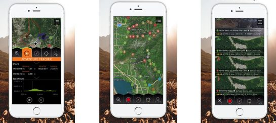 Bivy Adventure App | Track Your Adventures
