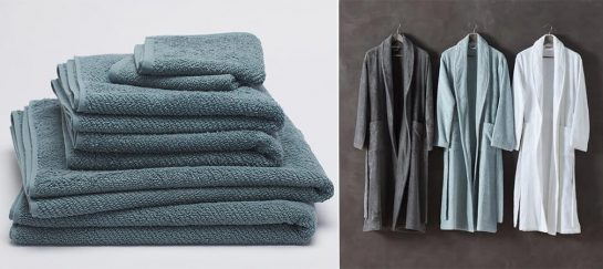 Coyuchi Robes And Towels