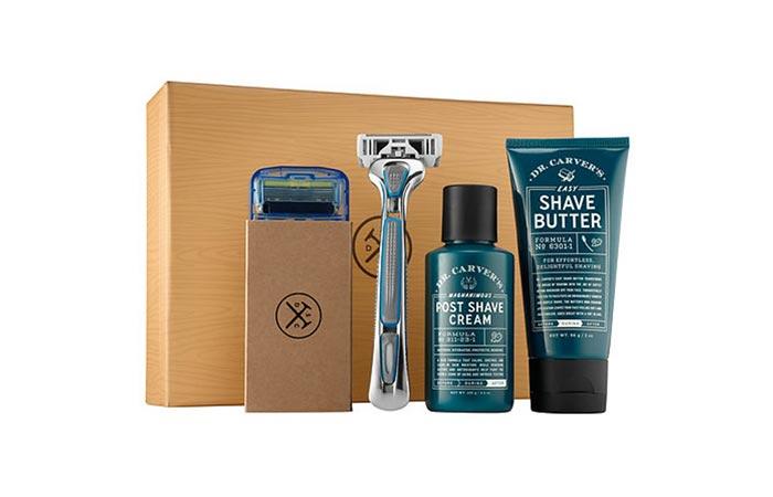 a shave set