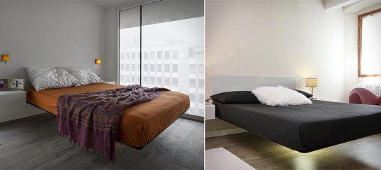 Fluttua Suspended Bed