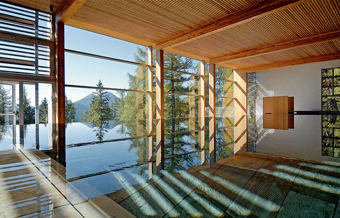 Vigilius Mountain Resort, Italy