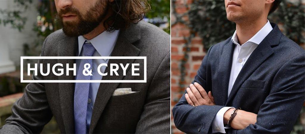 Hugh & Crye L'Enfant Blazer