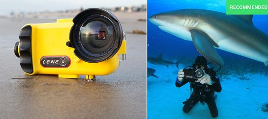 LenzO | The Future of Underwater iPhone Videography