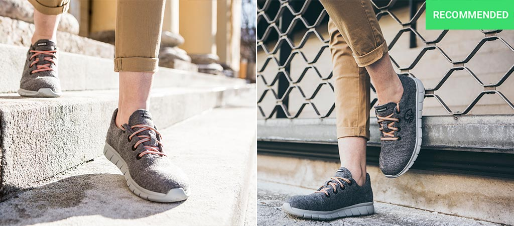 Merino Runners | Woolen Comfort Shoes