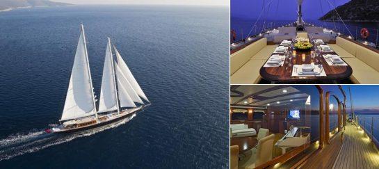 Regina Sailing Yacht