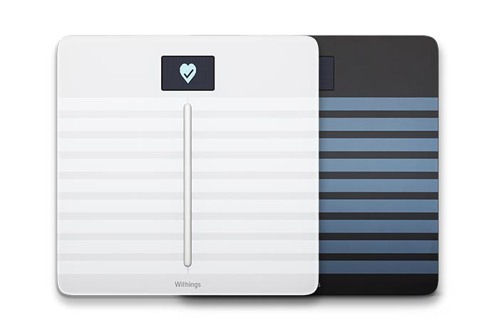 smart scale from Huckberry