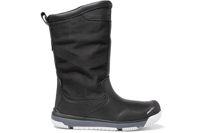 Side view of the Musto Sailing Waterpoof Boot