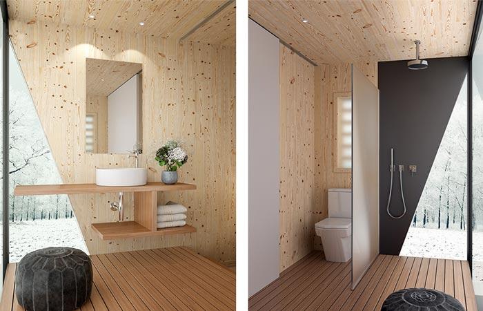 Drop Box bathroom