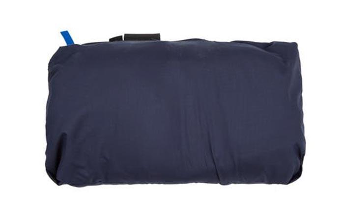 Finisterre Aeris Reversable Jacket packed up