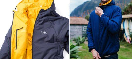 Finisterre Aeris Reverseable Jacket