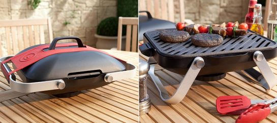 Fuego Element Portable 19″ Gas Grill