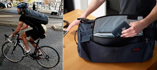 Henty's Copilot Two Bag System