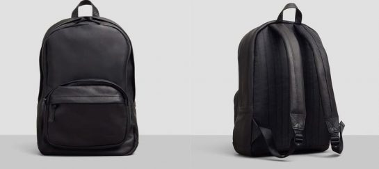 Kenneth Cole | Columbian Leather Computer Backpack