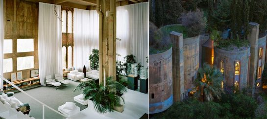 La Fabrica | A Former Cement Factory Transformed Into A Home