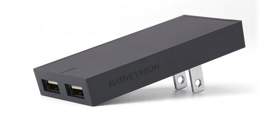 Native Union's Dual Port Charger | Is What We All Need In Our Lives