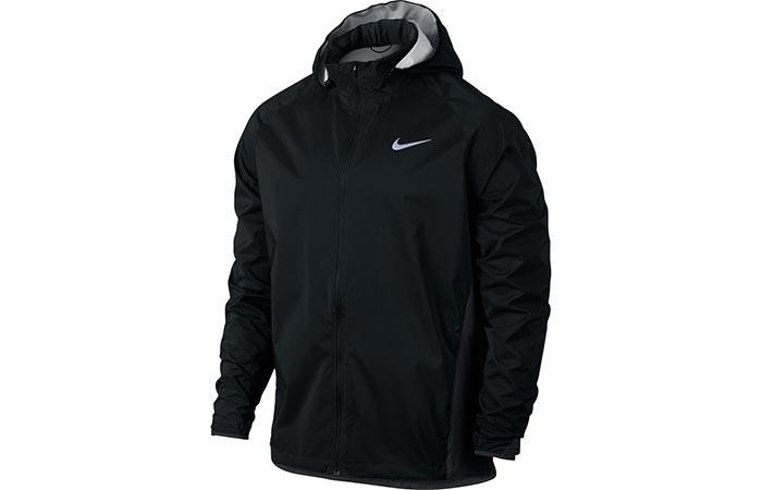 black Nike jacket