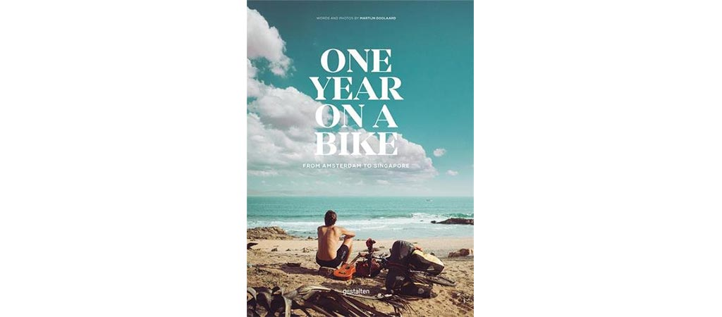 Front cover of One Year On A Bike