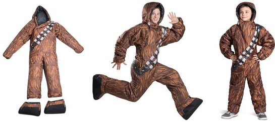 Selk'bag | Star Wars Chewbacca Sleeping Bag