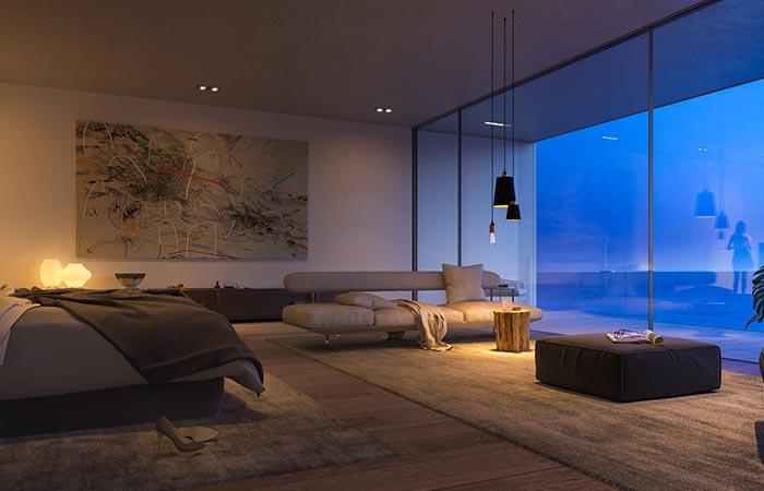 Pleasant Superhouse Luxury Through Simplicity Largest Home Design Picture Inspirations Pitcheantrous