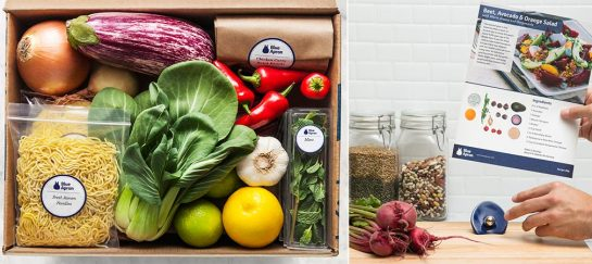 Blue Apron | Recipe Delivery Service