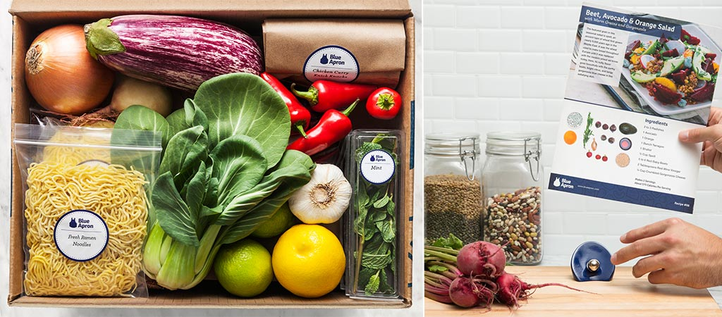 Blue Apron | Fresh Ingredients Delivered To You