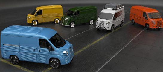 Citroën Type H | 70th Anniversary Van