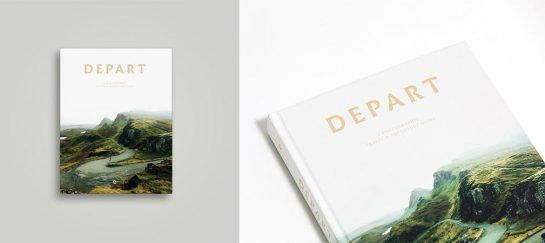 Depart | A Photography, Travel And Adventure Book