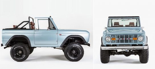 "Ford Bronco ""San Francisco"""
