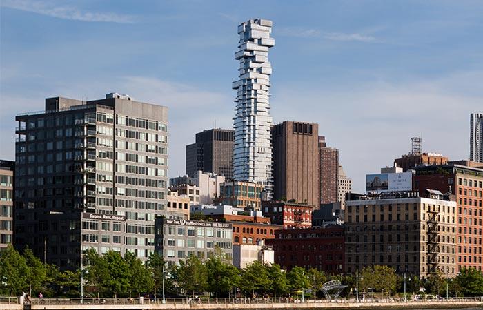 56 Leonard building in new york