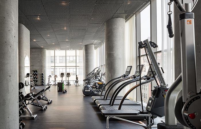 56 Leonard gym