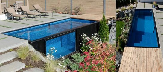 Modpools | Shipping Container Pools