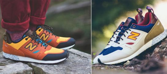 New Balance Trailbuster | Shoes Re-Engineered