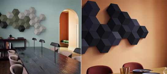 The BeoSound Shape From Bang & Olufsen