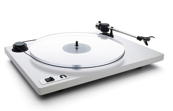 U-Turn Audio Orbit in White