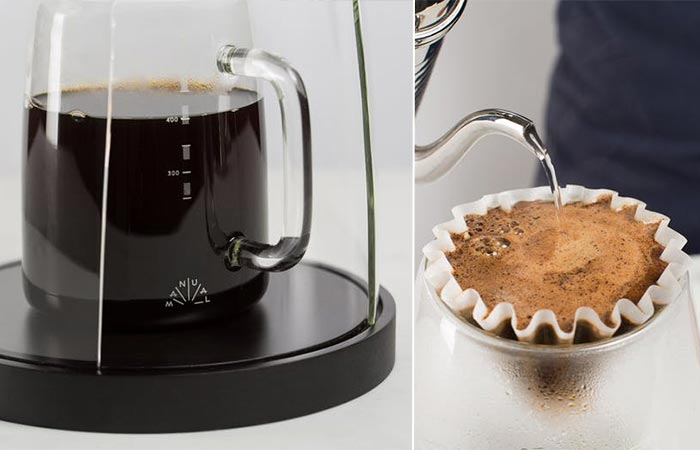 Manual Coffee Maker N2