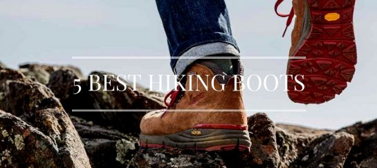 5 Hiking Boots From Beginners to Pros