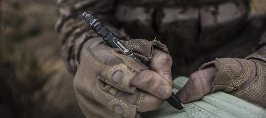 5 Tactical and Badass Pens For Men