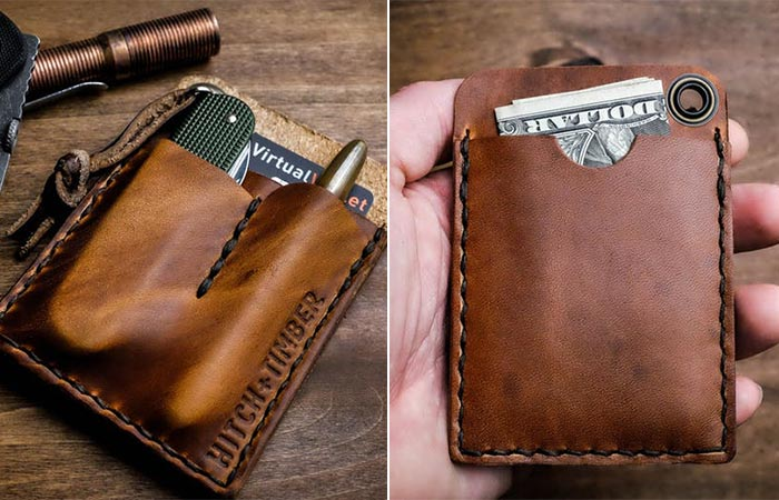 Hitch & Timber Card Caddy Wallet